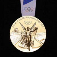 東京オリンピック金メダル